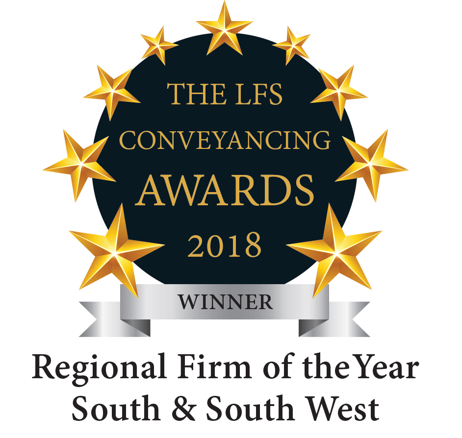 The LFS conveyancing awards 2018- Regional firm of the year - South and south west