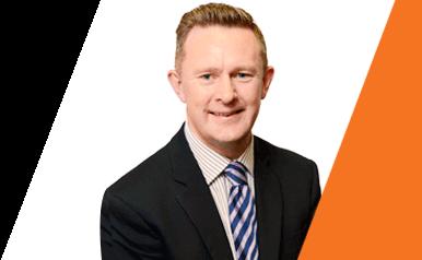 James Walsh, solicitor/partner