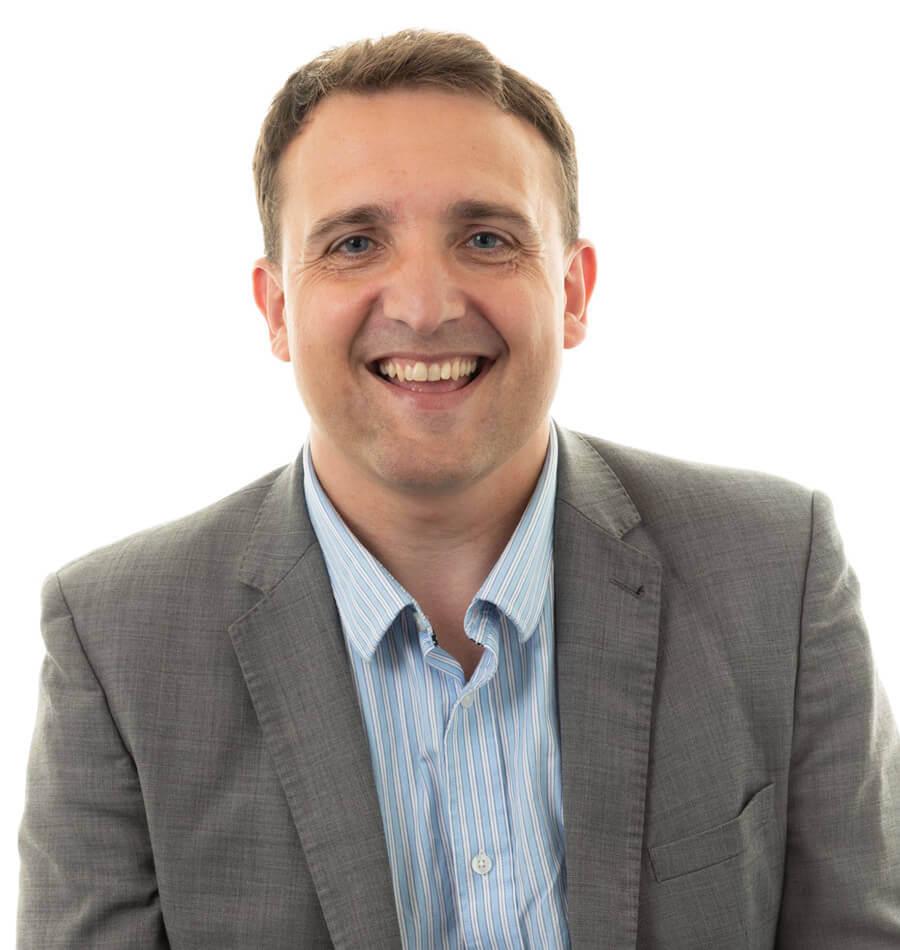 James Peterson partner