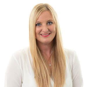 Katy McKenna marketing and communications director