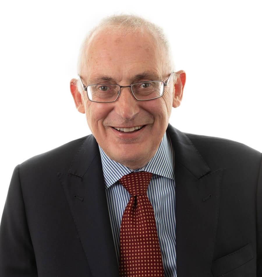 Paul Johnson partner