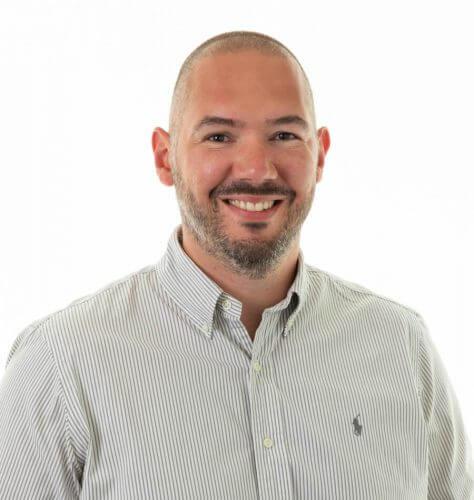 Tony Dupreez partner